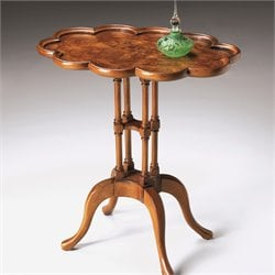 Masterpiece Lloyd Oval End Table