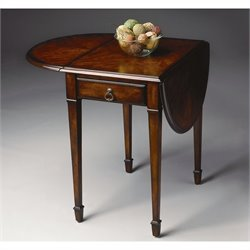 Butler Specialty Pembroke Table in Plantation Cherry Finish