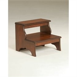 Butler Specialty Step Stool in Plantation Cherry Finish