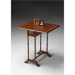 Butler Specialty Drop-Leaf Table in Umber Finish