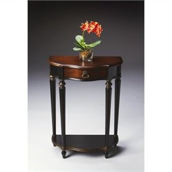 Butler Specialty Console Table in Café Noir Finish