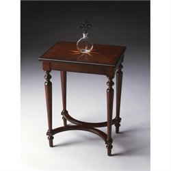 Butler Specialty Accent Table in Plantation Cherry Finish