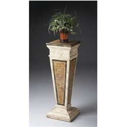 Butler Specialty Pedestal in Heritage Finish
