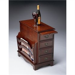Butler Specialty Magazine Table in Plantation Cherry