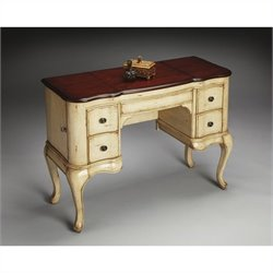 Butler Specialty Artists' Originals Vanity in Vanilla and Cherry