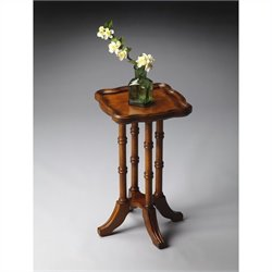 Butler Specialty Masterpiece Scatter Table in Olive Ash Burl