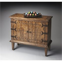 Butler Specialty Mountain Lodge Console Accent Chest