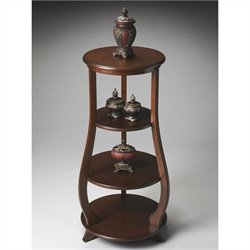 Butler Specialty Masterpiece Etagere in Nutmeg