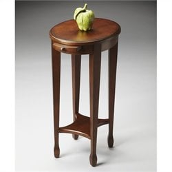 Butler Specialty Masterpiece Accent Table in Chestnut Burl