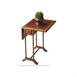 Butler Specialty Masterpiece Drop-Leaf Table in Olive Ash Burl