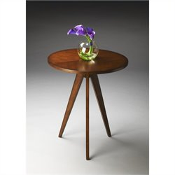 Butler Specialty Loft Accent Table in Antique Cherry