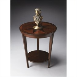 Butler Specialty Loft Accent Table in Nutmeg