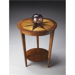 Butler Specialty Loft Accent Table in Honey