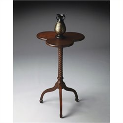 Butler Specialty Accent Table in Plantation Cherry
