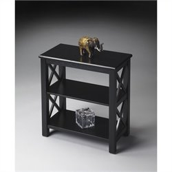 Butler Specialty Masterpiece Bookcase in Black Licorice