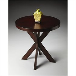 Butler Specialty Loft Accent Table in Chocolate