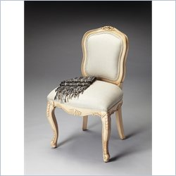 Butler Specialty Flora Accent Chair in Cappuccino
