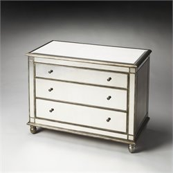 Butler Specialty Masterpiece Laflin Mirrored Console Accent Chest