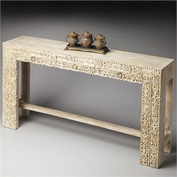 Butler Specialty Artifacts Console Table