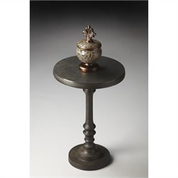 Butler Specialty Metalworks Pedestal Accent Table