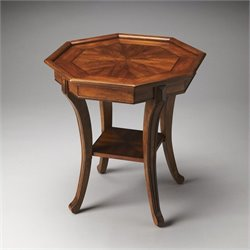 Butler Specialty Masterpiece Kingston Lamp Table in Cherry