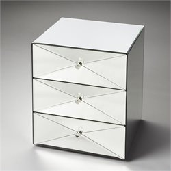 Butler Specialty Butler LoftAldo Mirrored Accent Chest