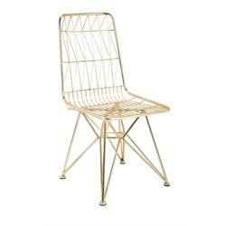 IMAX Corporation Larkin Chair in Gold