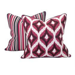 IMAX Corporation Essentials Irresisitible Decorative Pillow in Pink