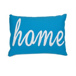 IMAX Corporation Suzie Home Decorative Pillow in Blue
