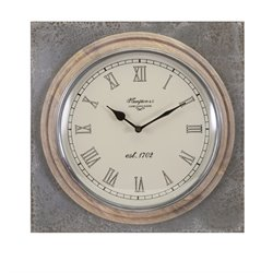 IMAX Corporation Studio Wall Clock in Gray