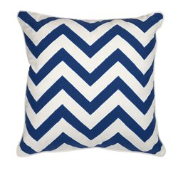 IMAX Corporation Essentials Marine Decorative Pillow in Blue