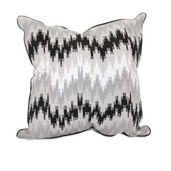 IMAX Corporation Essentials Jazz Decorative Pillow in Black