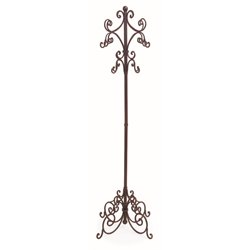 IMAX Corporation Coat Rack in Brown