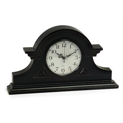IMAX Corporation Black Mantel Clock