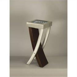 NOVA Lighting Boar Pedestal in Root Beer
