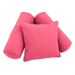 Blazing Needles Pillow Set Cushion (Set of 3)