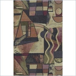 Blazing Needles S/3 Tapestry Futon Cover Package in Picasso