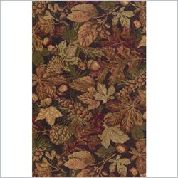 Blazing Needles S/5 Tapestry Futon Cover Package in Autumn Harvest