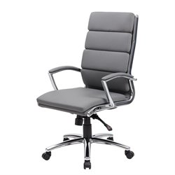 Plus Executive Chair in Gray