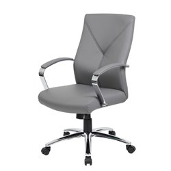 Executive Chair in Gray