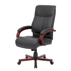 Executive Chair in Black