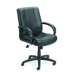 Mid-Back Caressoft Executive Office Chair