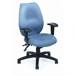 Ergonomic Multi-tilt Chair with Adjustable Arms