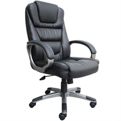 Executive Leather Arm Chair