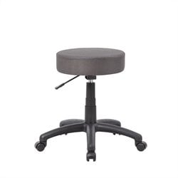 Boss Office Products The DOT Stool in Charcoal Grey