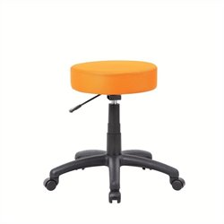 The DOT Stool in Orange