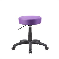 Boss Office Products The DOT Stool in Purple