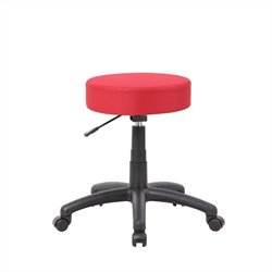 Boss Office Products The DOT Stool in Red