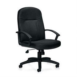Manager's Office Chair in Black
