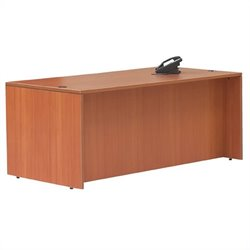 Offices to Go Rectangular Wood Home Office Desk Shell